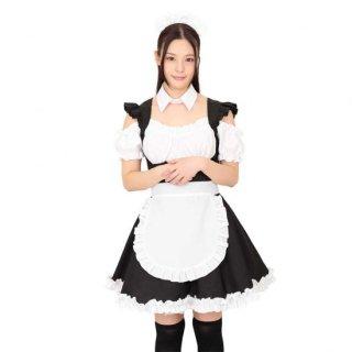 ギャルが好きなメイド服【Mサイズ】