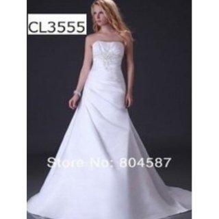 本格的ウェディングドレス/CL3555
