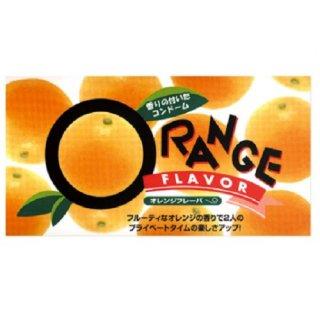オレンジフレーバーコンドーム 12個入り