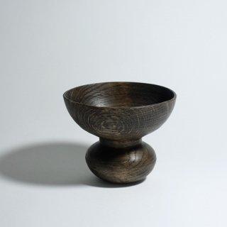 黒漆壺 φ120 h105