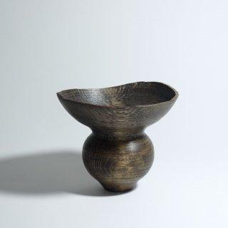 黒漆壺 φ145 h120
