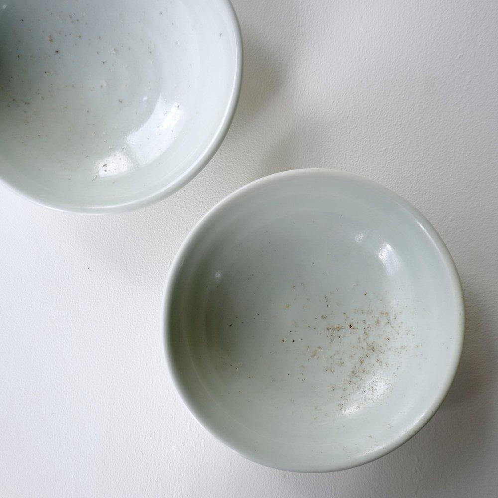 白磁6寸浅鉢