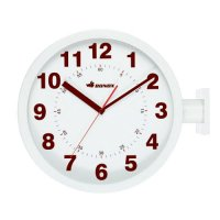 D.FACE WALL CLOCK IVORY with DULTON