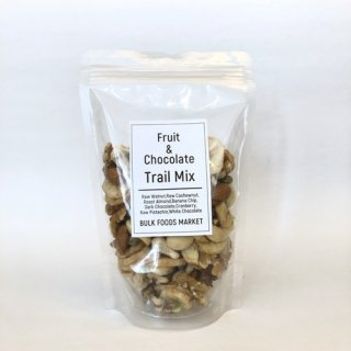 Fruits & Chocolate Trail Mix