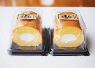 グルテンフリーロールケーキ ハーフサイズ×2パックセット