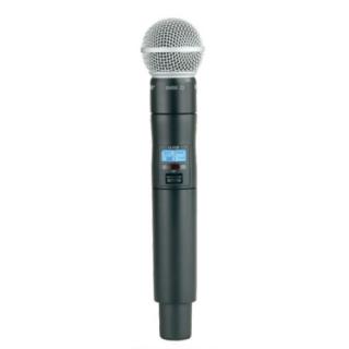 SHURE ULXD2/SM58-JB (B型)  ※正規品・メーカー保証2年