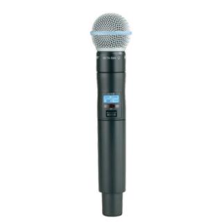 SHURE ULXD2/B58-XX 新周波数帯域  ※正規品・メーカー保証2年
