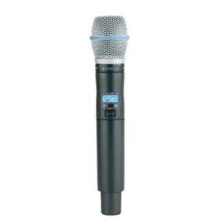 SHURE ULXD2/B87C-JB (B型)  ※正規品・メーカー保証2年