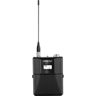 SHURE QLXD1-XX 新周波数帯域  ※正規品・メーカー保証2年