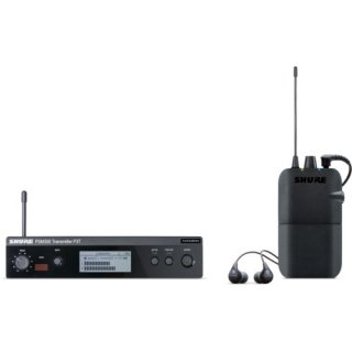 SHURE P3TR112GR B型  ※正規品・メーカー保証2年