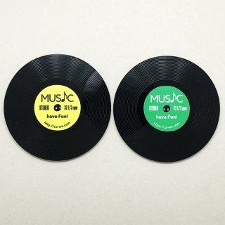 レコードボタン(LP)