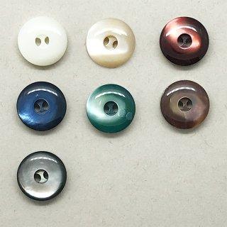 ホイッスルボタン 10個セット(11.5ミリ)