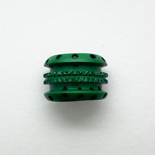 ヴィンテージカゼインボタン(グリーン)