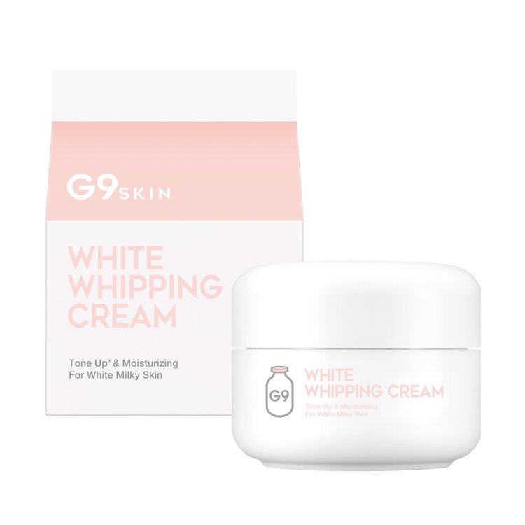 G9 WHITE WHIPPING CREAM