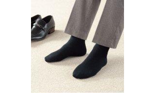 会長の考えた靴下