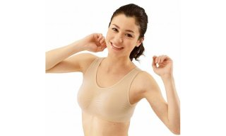 綿混らくらくブラ 通常価格1352円〜(27%OFF〜)→990円〜