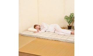 側地が取り外せて洗える清潔安心 敷ふとん 通常価格18334円(30%OFF)→12800円