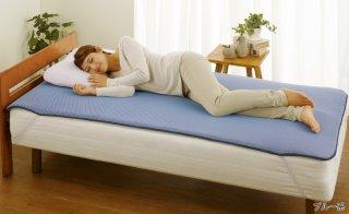 健康快眠敷きパッド