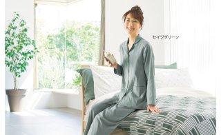 ちょいのびガーゼパジャマ(婦人)