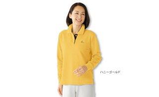 綿混ポロシャツ(長袖)