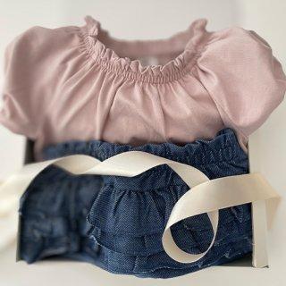 【オンラインショップ限定★送料無料】Hello Baby Gift Set(ダスティピンク)