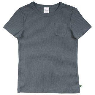 Alfa rib short sleeve T