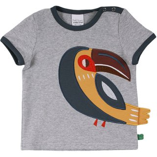 <img class='new_mark_img1' src='https://img.shop-pro.jp/img/new/icons7.gif' style='border:none;display:inline;margin:0px;padding:0px;width:auto;' />Hello toucan short sleeve T baby