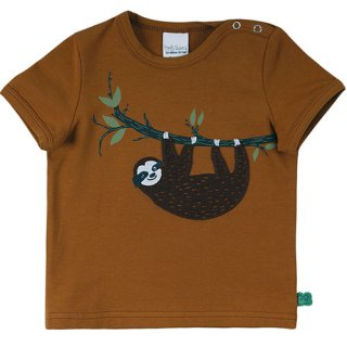 Sloth front short sleeve T