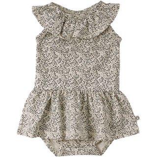 Petit sleeveless skirt body