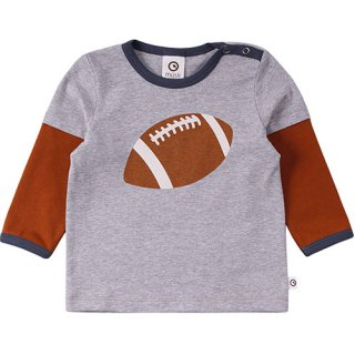 Rugby print T baby