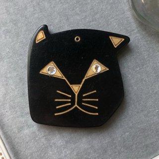 ビンテージミラー ネコ