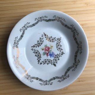 ミニバラ皿 3