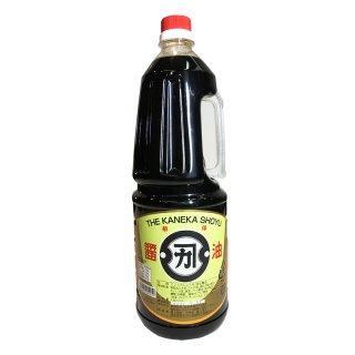 椿印こいくち醤油甘口(1.8Lペットボトル)