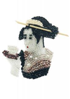 Japonaise ブローチ