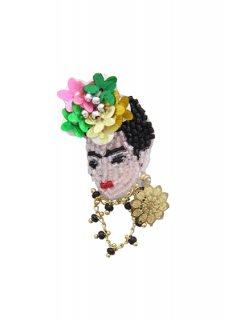 Frida Paillettes 片耳ピアス