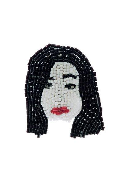 Michael Jackson ブローチ