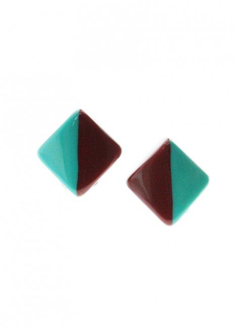 Bi-color イヤリング