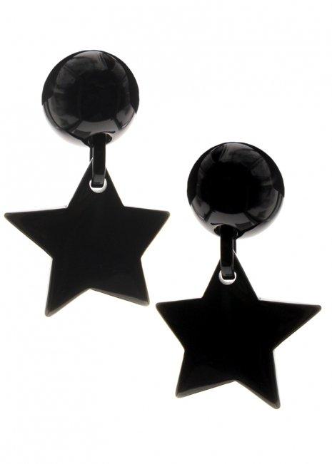 Star Drop イヤリング