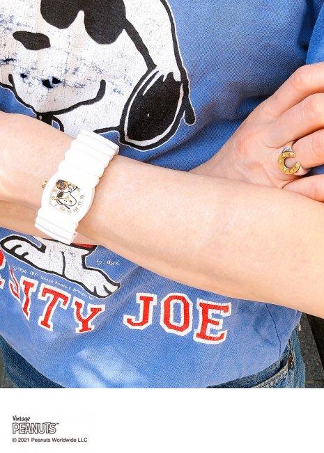 SnoopyWatch</br> White