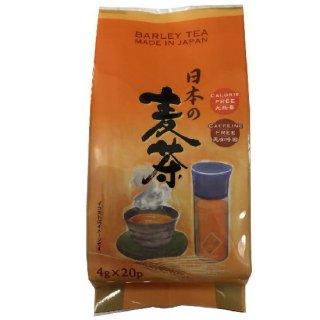 日本の麦茶20P
