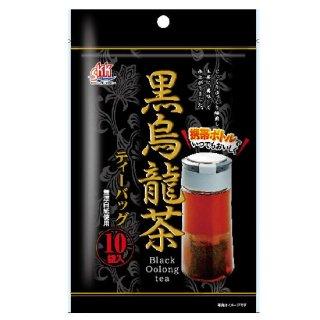 携帯ボトル用黒烏龍茶10P