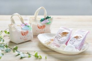 KUKURU SWEETS FOREST 琉球 紅芋パイン×パインアップルケーキ 2個入り(10セット)