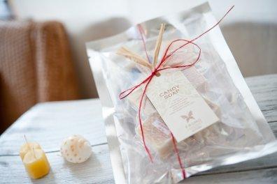FROMO Candy Soap Gift(ハンドメイドフェイシャルソープ6種類セット)