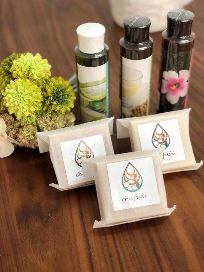 沖縄素材の恵みアロエ化粧水&石鹸(やさしいしっとりセット)