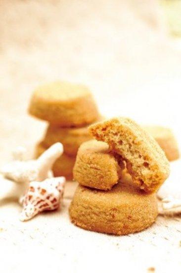 幸せを招くお菓子 くがにやぁ 琉球ぽるぼろん【きび糖味】(10個入り)