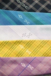八重山みんさー織ネクタイ
