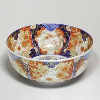 古伊万里 『色絵金襴手 大鉢』  金彩  径約29cm