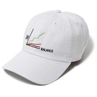 Graph Cap (White)