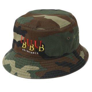 U/B Bucket Hat (Camo)