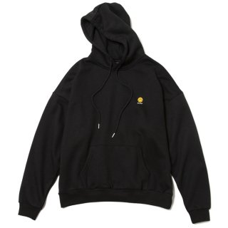 Whatever Smile Hoodie (BLACK)